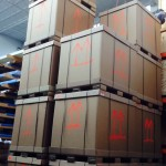 Caisses palettes carton Sofrapack