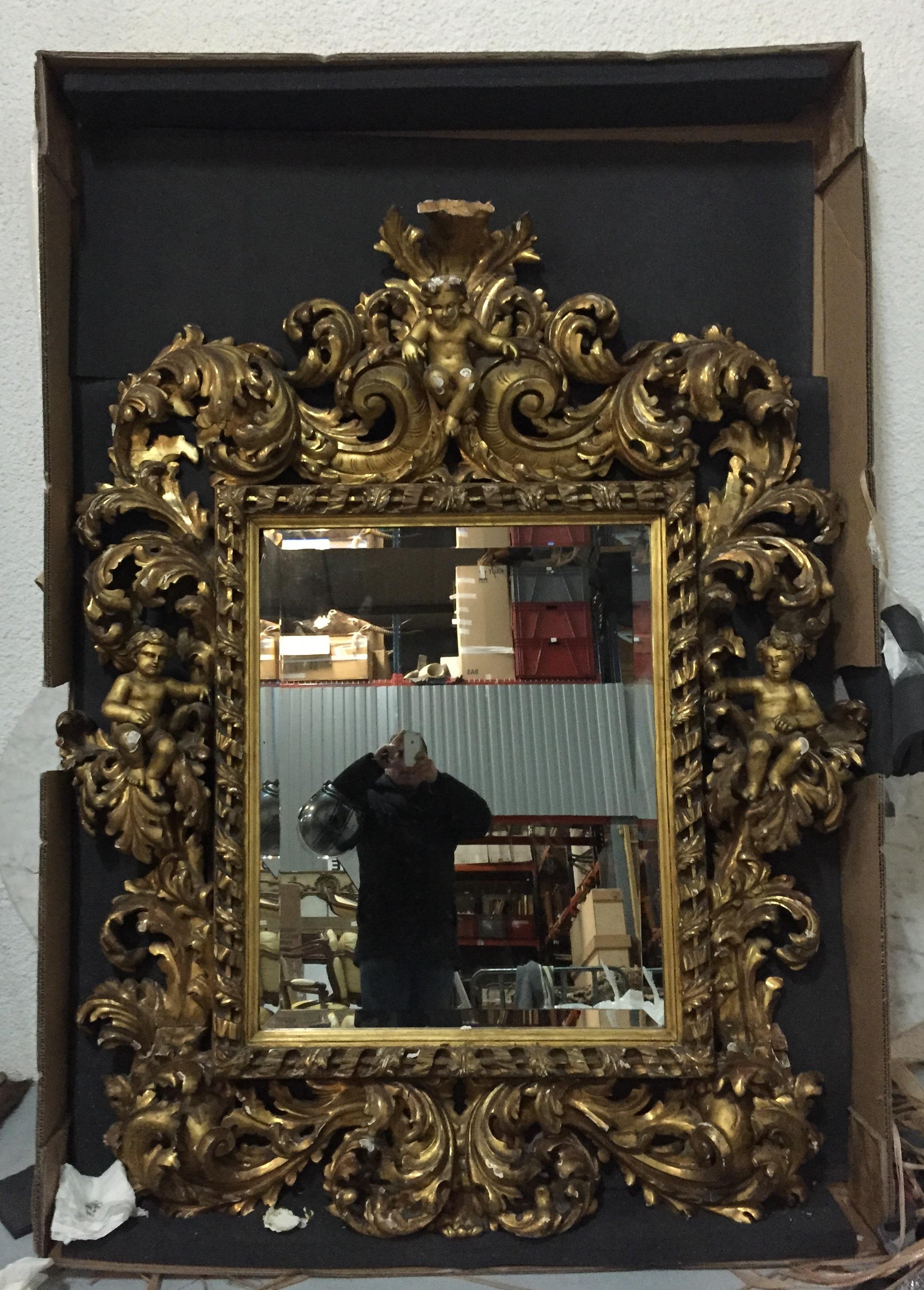 Galerie photos sofrapack for Miroir sur mesure suisse